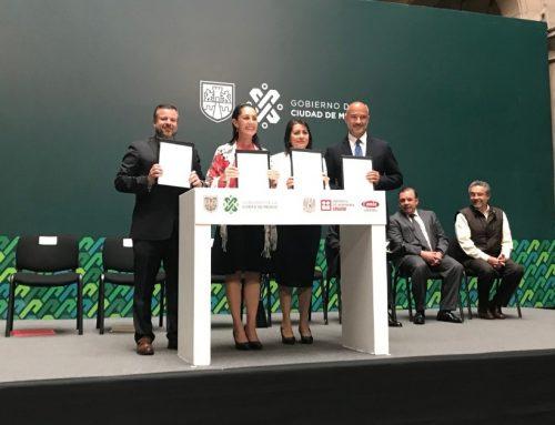 CONVENIO SOBSE, IIUNAM Y CMIC CIUDAD DE MÉXICO, PARA MEJORAR CALIDAD DE EDIFICACIONES