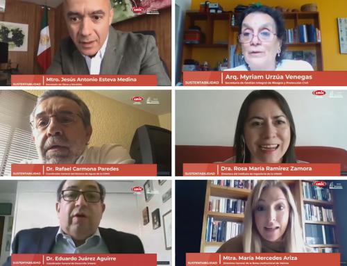 """Foro CMIC 2020, Panel 2 """"Sustentabilidad"""""""